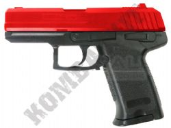 XK508 BB Gun USP Replica Spring Pistol Black & 2 Tone Colours